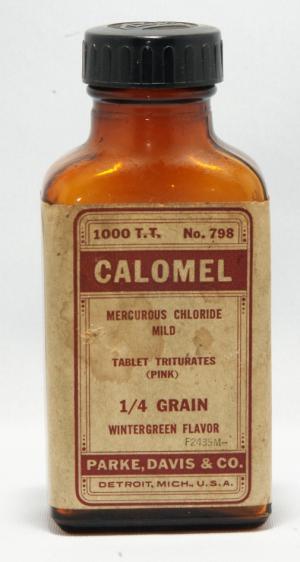 calomel